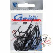 Крючки Gamakatsu Hook F314