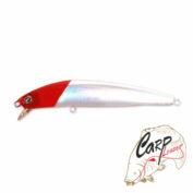 Воблер Daiwa Morethan X-Cross 95SSR-F Laser Metal Red Head