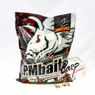 Бойлы Minenko PMbaits Big Pack ST Boilies Black Mussel 26mm 3 кг