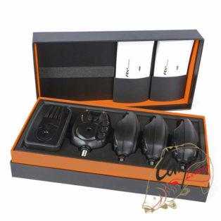 Сигнализаторы поклевки Fox Micron RX+ 4 Rod Presentation Set