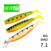 Hit Fish Big Shad 7.1