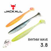 Jackall Rhythm Wave 3.8