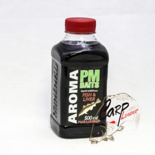 Ликвид PMbaits Liquid Aroma Fish & Liver 500 мл