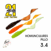 Ponoon 21 Homunculures Pillo 3.4