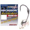 Крючок офсетный Decoy Back Switcher Hook Worm 103 подгруженный - 3-0