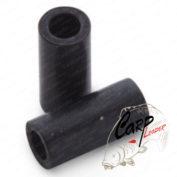 Обжимные трубки AFW Single Barrel Sleeves 0 Black 10 шт.