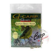 Крючки Gamakatsu G-Carp Super Snag