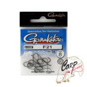 Крючки Gamakatsu Hook F21