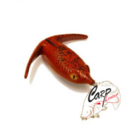 Воблер Deps Basiriscy Hard Belly 60 цвет №93 Red Pepper