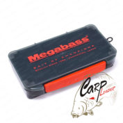 Бокс для приманок Megabass Lunker Lunch Box Slim