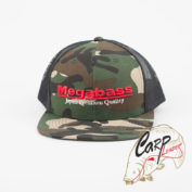 Кепка Megabass Trucker Camo
