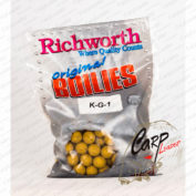 Бойлы Richworth Shelf Life 15 mm 400 g K-G-1