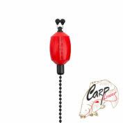 Механический сигнализатор поклевки Fox Black Label Dumpy Bobbin Red