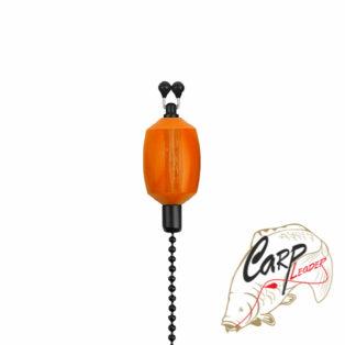 Механический сигнализатор поклевки Fox Black Label Dumpy Bobbin Orange