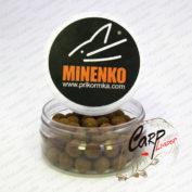 Бойлы Minenko насадочные пылящие 14 мм. серии ST Wild Honey