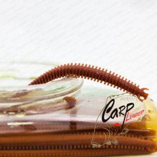 Приманка Berkley Gulp! Alive! Sandworm brown Fleck 15 см. 14 шт.