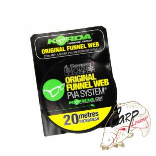 Сетка Korda Original Funnel Web Micromesh PVA  20m