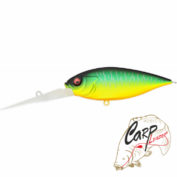 Воблер Megabass Deep-Six Mat Tiger