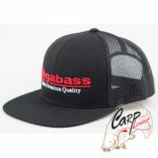 Кепка Megabass Trucker Black/Red