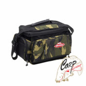 Сумка Berkley Camo Shoulder Bag 39x23x27cm