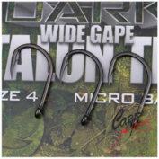 Крючки карповые Gardner Covert Dark Wide Gape Talon Tip Hook Sizes 4