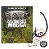 Крючки карповые Gardner Covert Dark Continental Mugga Hook - 6
