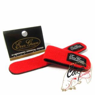 Ремень для спиннинга Ever Green Rod Belt Mini Red