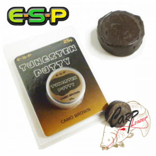 Мягкий свинец ESP Tungsten Putty Camo Brown 25 гр.