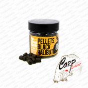Пеллетс насадочный FFEM Hookbaits Pellets Black Halibut 8 мм.