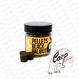 Пеллетс насадочный FFEM Hookbaits Pellets Black Halibut 14 мм.