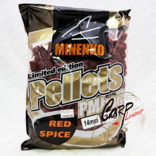 Пеллетс Minenko PMbaits Pellets Big Pack 14 мм Red Spice 3 кг
