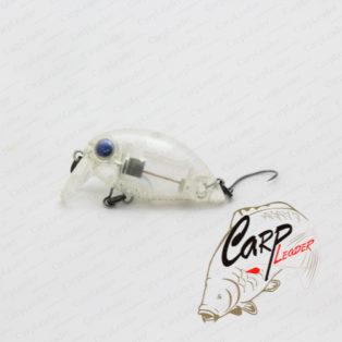 Воблер ZipBaits Hickory SSR 007 Clear Blue