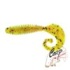 Reins G Tail Grub 3 - chart-pepper-motoroil-red-gold