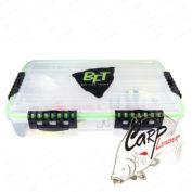 Коробка глубокая водонепроницаемая для джербейтов BFT Betesbox JerkBait (36x22x8см)