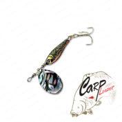 Блесна Daiwa Silver Creek Spinner R 1040-C Holo Green