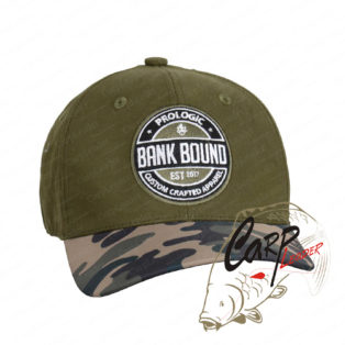 Кепка Prologic Bank Bound Camo Cap Green/Camo