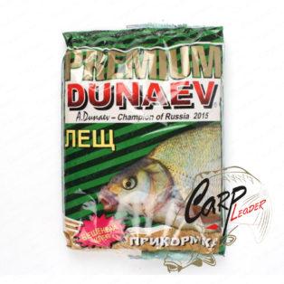 Прикормка Dunaev Premium 1 кг. Лещ
