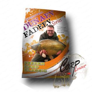 Прикормка Dunaev-Fadeev 1 кг. Feeder Carp Classic