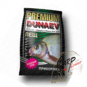 Прикормка Dunaev Premium 1 кг. Лещ Черная