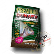 Прикормка Dunaev Premium 1 кг. Лещ Крупная Фракция