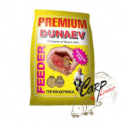Прикормка Dunaev Premium 1 кг. Фидер