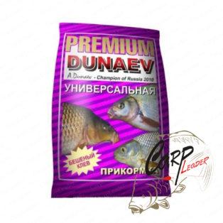 Прикормка Dunaev Premium 1 кг. Универсальная