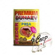 Прикормка Dunaev Premium 1 кг. Фидер Река