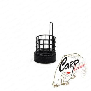 Кормушка фидерная Rig Пуля колодец с жестким отводом большая 45 гр.