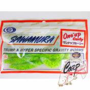 Мягкие приманки Sawamura One Up Curly 5 020