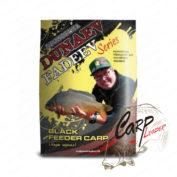 Прикормка Dunaev-Fadeev 1 кг. Feeder Carp Black