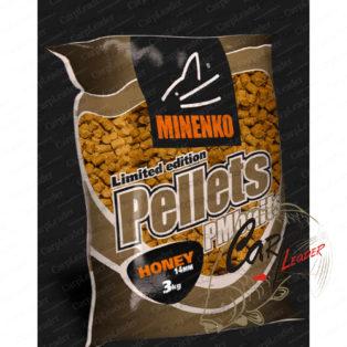 Пеллетс Minenko PMbaits Pellets Big Pack 14 мм Honey 3 кг