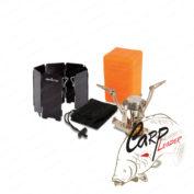 Набор Fox горелка газовая+ ветрозащита Cookware Canister Stove + Cookware Windshield - XL