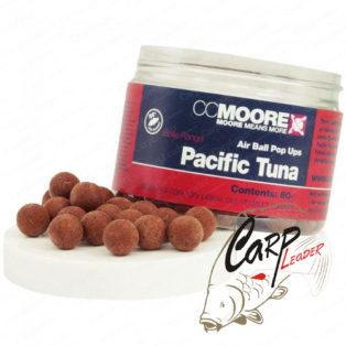 Бойлы плаващие CCMoore Pacific Tuna Air Ball Pop Upsт18 mm на основе тихоокеанского тунца