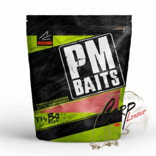 Прикормка Minenko PMbaits Method & Stick Mix Zip-Lock Package Red Fruits 750 гр.